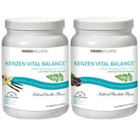 NEW Kenzen Vital Balance® Meal Replacement Mix - US