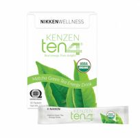 Kenzen Ten4® Energy Drink Mix