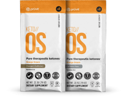 KETO//OS® 2.1 Orange Dream